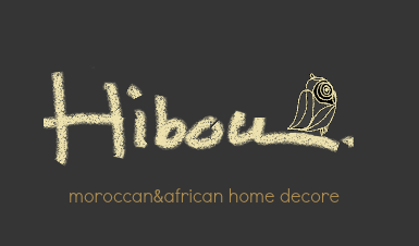 moroccan&african home decor Hibou.