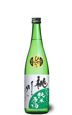 桃川 ワイン酵母仕込み吟醸純米酒720ml