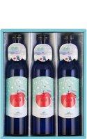 【オンラインショップ限定】雪りんご 500ml×3本入セット  こちらの商品は6月20日(木)以降の発送となります。