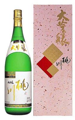 桃川 大吟醸1800ml