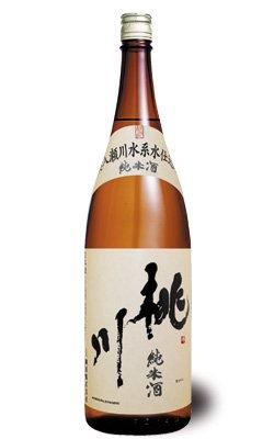 桃川 純米酒1800ml