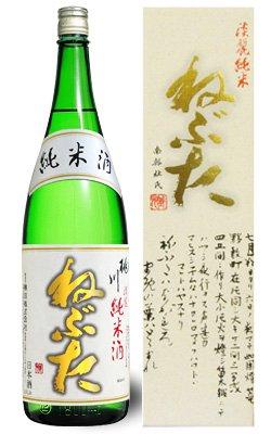 ねぶた淡麗純米酒1800ml