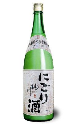 桃川 にごり酒1800ml