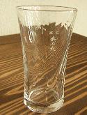 桃川 あさがおグラス