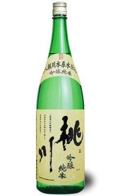 桃川 吟醸純米酒1800ml