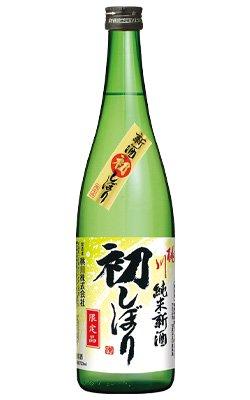 桃川純米新酒初しぼり 720ml