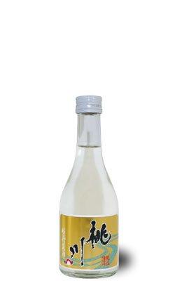 桃川生貯蔵酒ゴールド300ml