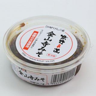 口当たりまろやかな甘い麦みそと茄子の甘味|熊野古道金山寺みそ150g|河村糀屋