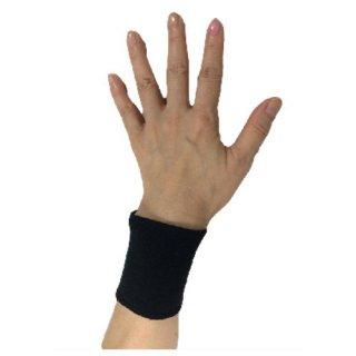 手首の血行促進・疲労軽減に!|高機能炭染め リストバンド|ベンチャーバイザーズ・プロ