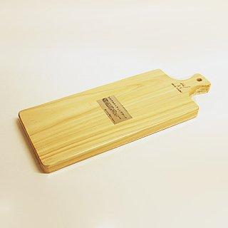 尾鷲ひのきで作りました!抗菌効果あり|取っ手付きカッティングボード(小)|KOSHIKARI