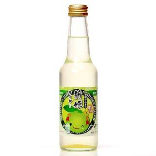 熊野でしか採れない香酸柑橘果汁を使用!爽やかな香りの|新姫サイダー 250ml|熊野市ふるさと振興公社