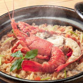 三重県産伊勢海老を贅沢に使った、旨味たっぷり口で広がるハーモニー|炊き込みご飯の素 伊勢海老|松村