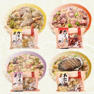 三重・伊勢志摩の海の幸を使用、磯の風味を閉じ込めた炊き込みご飯の素|炊き込みご飯の素 各種|松村
