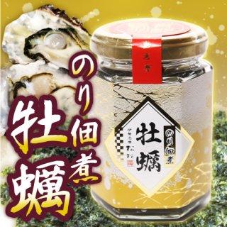 三重県産のあおさのりと牡蠣を炊き上げた香り高い佃煮|青さのり佃煮 牡蠣|松村