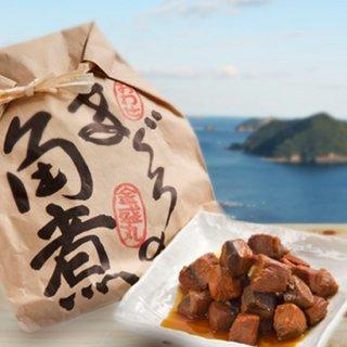全国推奨観光土産品にも認定された、熟練の技が光る老舗の味|金盛丸のマグロの角煮|金盛丸