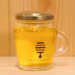 雄大で洗練された大自然が育んだ、蜂蜜そのものの味わいと風味|蜜姫熊野古道の森110g|熊養蜂