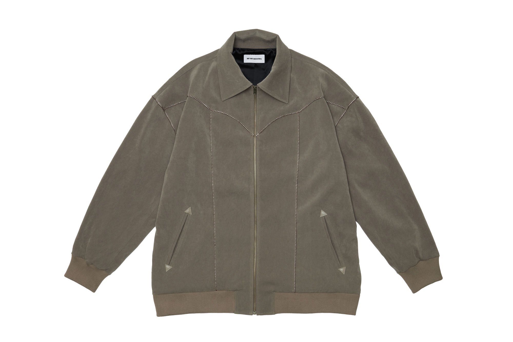 <img class='new_mark_img1' src='https://img.shop-pro.jp/img/new/icons14.gif' style='border:none;display:inline;margin:0px;padding:0px;width:auto;' />2020AW collection Western Blouson KH