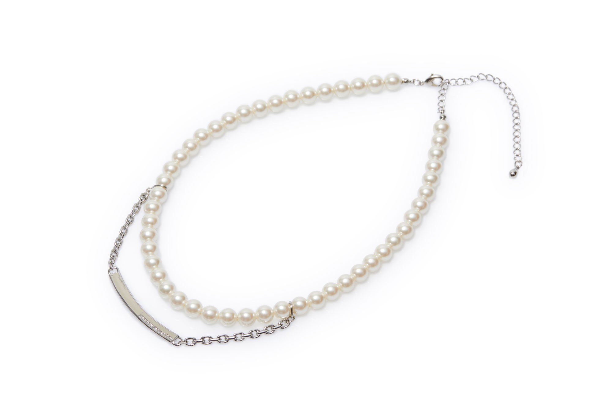 <img class='new_mark_img1' src='https://img.shop-pro.jp/img/new/icons14.gif' style='border:none;display:inline;margin:0px;padding:0px;width:auto;' />2020AW collection Pearl Necklace SI
