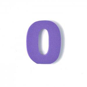EVA数字 0