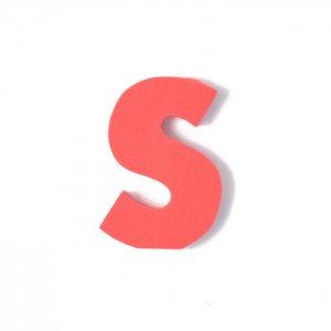 EVAアルファベット S