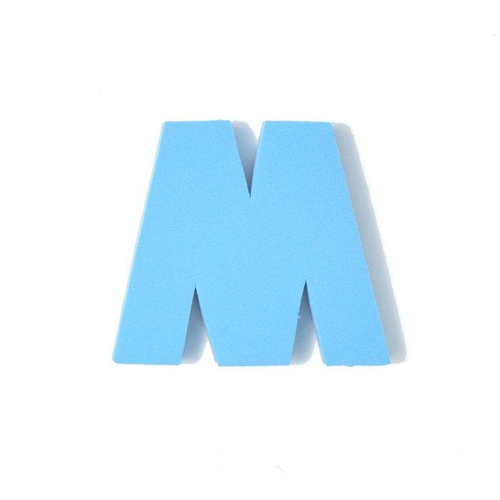 EVAアルファベット M