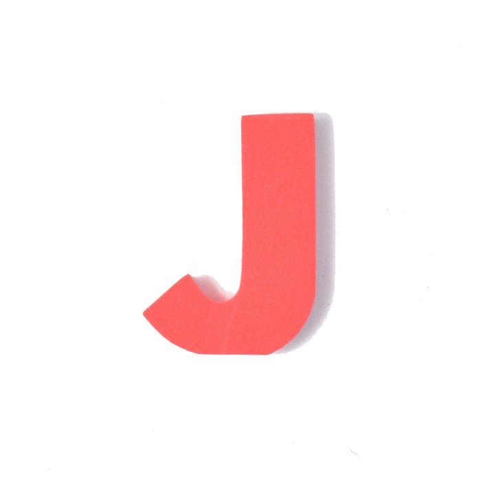 EVAアルファベット J