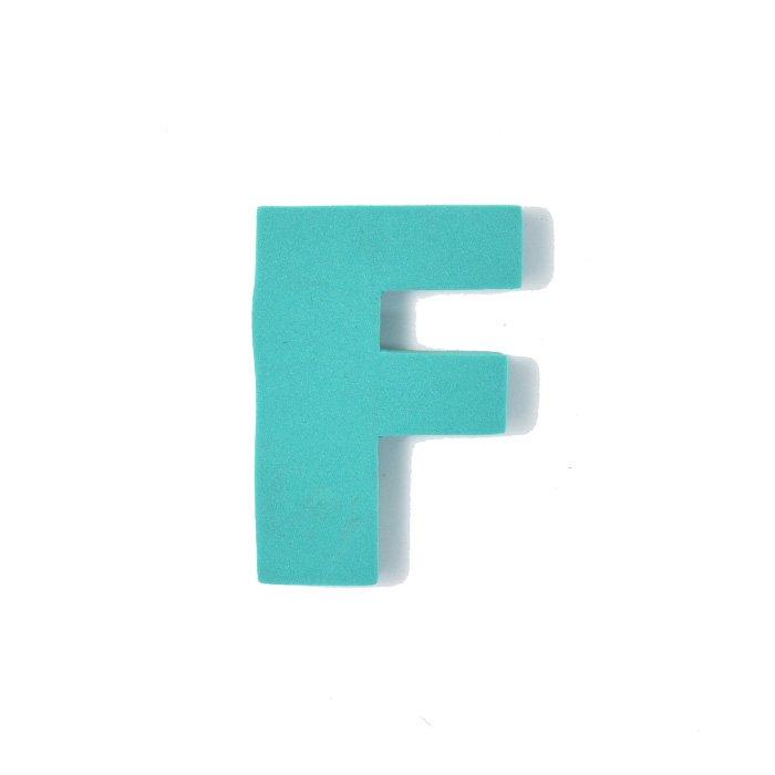 EVAアルファベット F