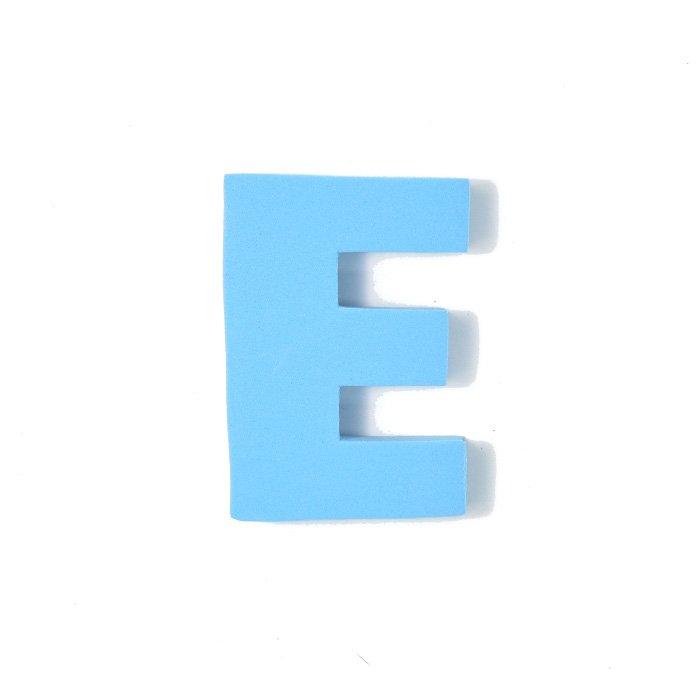 EVAアルファベット E
