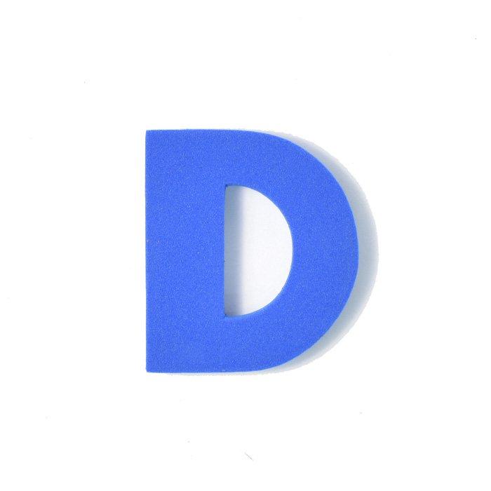EVAアルファベット D