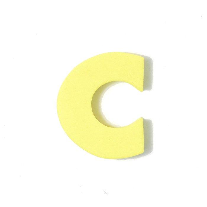 EVAアルファベット C