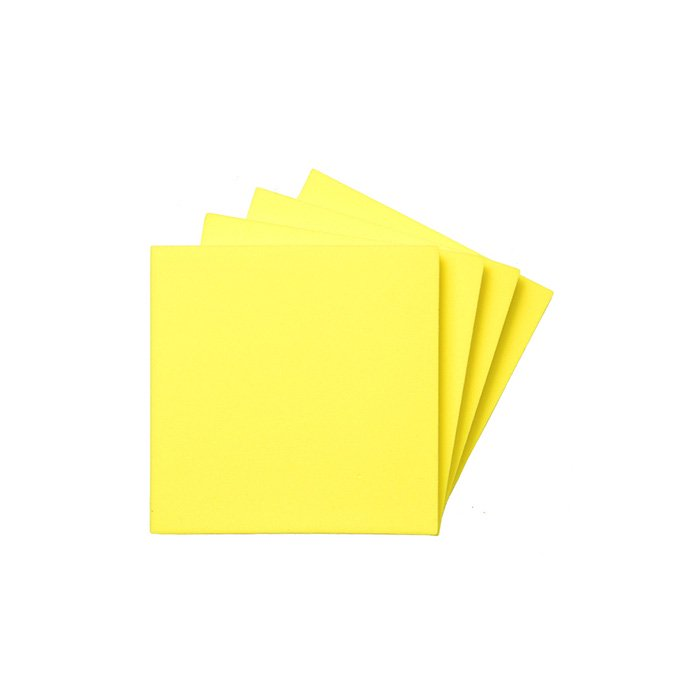 EVA  小 4枚入 Yellow