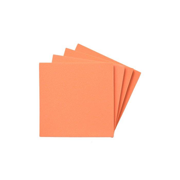 EVA  小 4枚入 Orange
