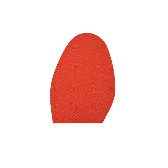 ヴィブラムソール #07373 Red ハーフソール