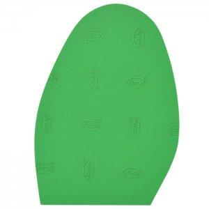 ヴィブラムソール #07373 Green ハーフソール