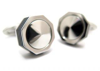 MONTEGRAPPA(モンテグラッパ) ネロウーノリネアカフス(メタル)(カフスボタン/カフリンクス) - ブランド