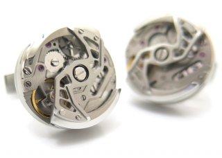 ENCELADE 1789 (アンセラード1789) ローターコレクションカフス(ステンレス)(カフスボタン/カフリンクス) - ブランド