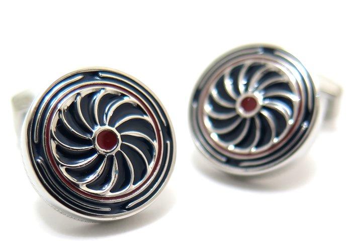 TATEOSSIAN(タテオシアン) アルメニア 永遠の輪カフス(カフスボタン/カフリンクス) - ブランドの画像