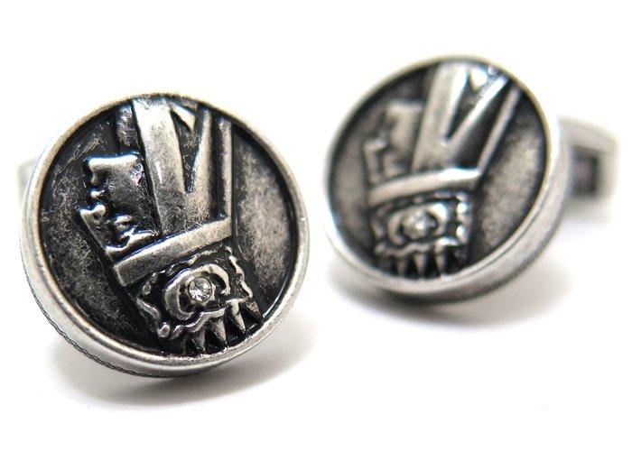 TATEOSSIAN(タテオシアン) アルメニア ティグラス王カフス(カフスボタン/カフリンクス) - ブランドの画像