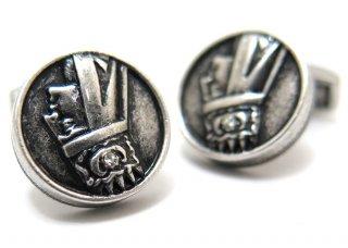 TATEOSSIAN(タテオシアン) アルメニア ティグラス王カフス(カフスボタン/カフリンクス) - ブランド