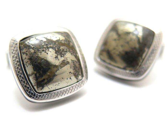 TATEOSSIAN(タテオシアン) アパッチゴールドカフス(ロジウム) 世界限定38セット (カフスボタン/カフリンクス) - ブランドの画像