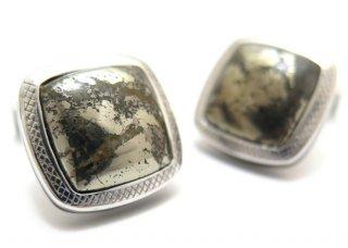 TATEOSSIAN(タテオシアン) アパッチゴールドカフス(ロジウム) 世界限定38セット (カフスボタン/カフリンクス) - ブランド