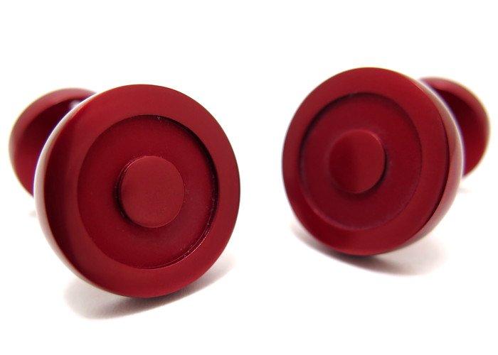 TYLER & TYLER(タイラー&タイラー) カプセルアイコンズカフス(ボールトンレッド)(カフスボタン/カフリンクス) - ブランドの画像