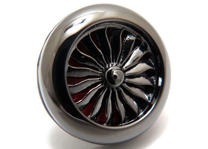 TATEOSSIAN(タテオシアン) ガンメタルエンジンピンズ - ブランドの画像