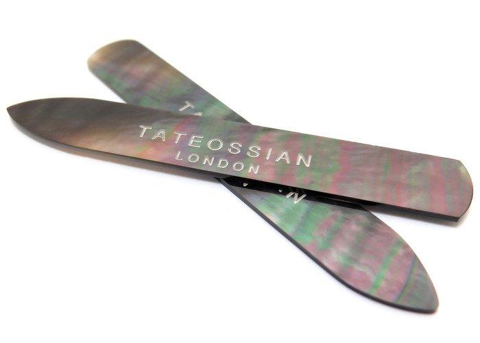 TATEOSSIAN(タテオシアン) クラシックカラーキーパー(黒蝶貝) - ブランドの画像