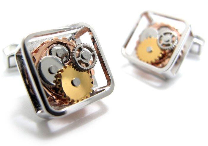 TATEOSSIAN(タテオシアン) ギアカフス(カフスボタン/カフリンクス) - ブランドの画像