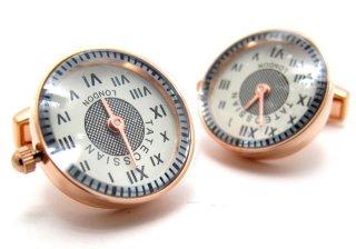 TATEOSSIAN(タテオシアン) ビンテージ時計カフス(カフスボタン/カフリンクス) - ブランド