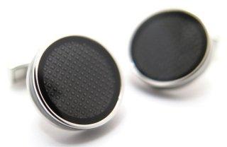 TATEOSSIAN(タテオシアン) アイスタブレットカフス(ブラック)(カフスボタン/カフリンクス) - ブランド