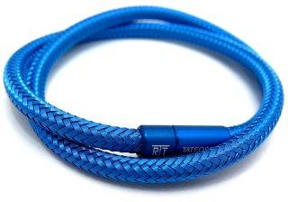 TATEOSSIAN(タテオシアン) ソーホーブレスレット(ブルー) - ブランド