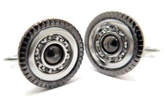 GTO STEEL(ジーティーオー スティール) ベアリングレンジホイールカフス(カフスボタン/カフリンクス) - ブランド