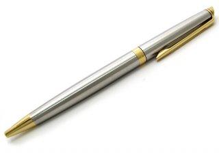 WATERMAN(ウォーターマン) メトロポリタンエッセンシャル ボールペン(ステンレススティール×GT) - ブランド